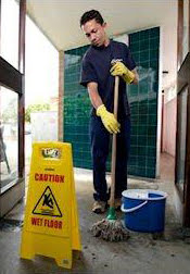 picture of a cleaner